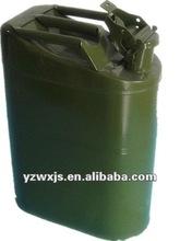 5L 10L 20L galvanisierte Blattreserve-Kraftstofftank