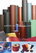 polishing abrasive roll sheet