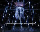 LED falling star light for christmas decoration