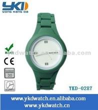 new shenzhen silicone watch 2012