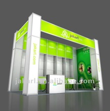 Exhibition truss booth 18 square meters (3*6)