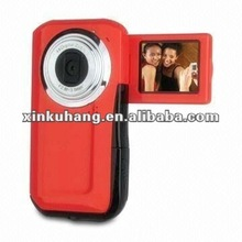 DV51 12Mega pixels up to 12 mp 2012 Hot China Cmos compact flip digital camcorder