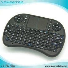 2.4G Rii Mini Multimedia Wireless remote control smart tv Keyboard