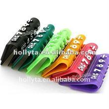 2012 hot sell special silicone ti calculator