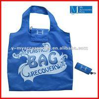2012 fashion folding shopper tote bag