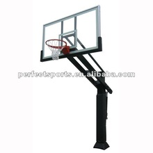 Inground Adjustable Basketball Hoop System