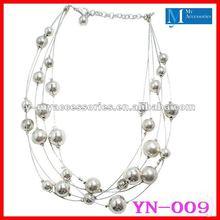 2012 fashion shamballa necklace handmade necklace
