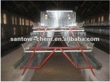 Sıcak- satış büyük- ölçekli Otomatik katman tavuk kafesleri