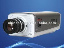 """Mega Pixels IP camera 1/3"""" Progressive Scan CCD and advanced H.264 codec"""