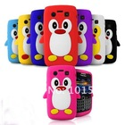 New Penguin Silicone Case Cover for BlackBerry Bold 9700 / 9780