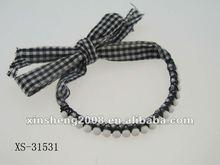 2012 fashion jewelry pretty beaded wrap bracelet for kids