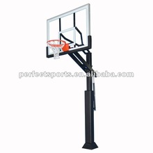 In-Ground Basketball Stand