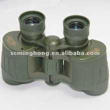 telescope parts for safe 7x32 large eyepiece,porro BAK4 prism in green colour