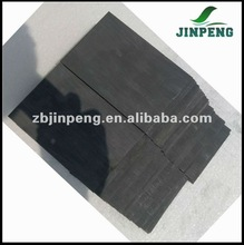 High density fine particle graphite plate