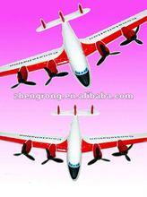Radio 4CH controlled model rc airplane