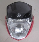 YBR 125 NEW motorcycle headlight complete with cover