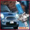 Quartz glass bulb Automotive headlight lamp halogen bulb H4