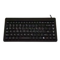87 keys Waterproof Silicone Keyboards USB+PS/2 Interface