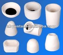 1000 Refractory Ceramic Fiber Vacuum Formed Shapes