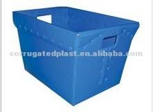 Corrugated Plastic Nestables Container