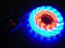 rgb 5050 led flex light by chasing control by DMX 5v,12v,24V DC 3 years warranty