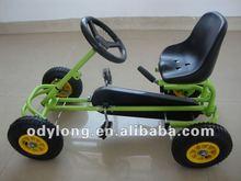 Outdoor children's toy go kart