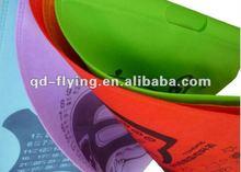2012 new 100% PP laminated non woven shopping bag