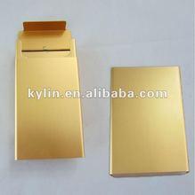 Aluminum cigarettes case / Tin Box