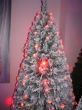 2012 New LED Fiber optic christmas tree from 30cm to 300cm (pass CE.UL.SAA,ROHS...)
