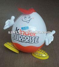 Promotion inflatable kinder surprise egg
