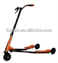 Adult Speeder Scooter ORANGE LS-302