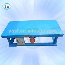 Three-dimensional vibration platform for concrete