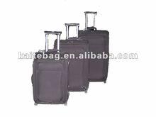 Newest Black 3-pes EVA Luggage For Man