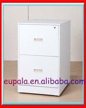 Two-tier file cabinet/steel cabinet/pedestal