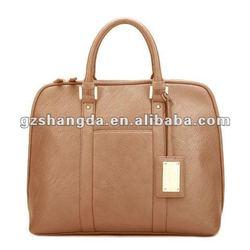 Fashion designer handbags, travel bag, breifcase in brown color