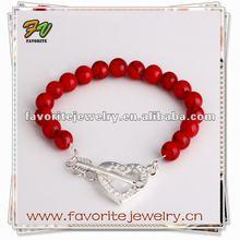 fashion pearl bracelets 2012