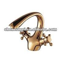 2012 golden basin mixer