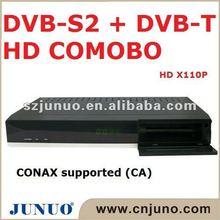 hd combo dvb-s2 dvb-t satellite receiver