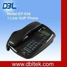 2012 new voip phone/EP-636/ free international call
