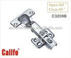 Cabinet slow motion hinge/ Concealed hingeC3209