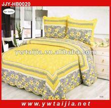 Good quality 100% cotton patchwork comforter