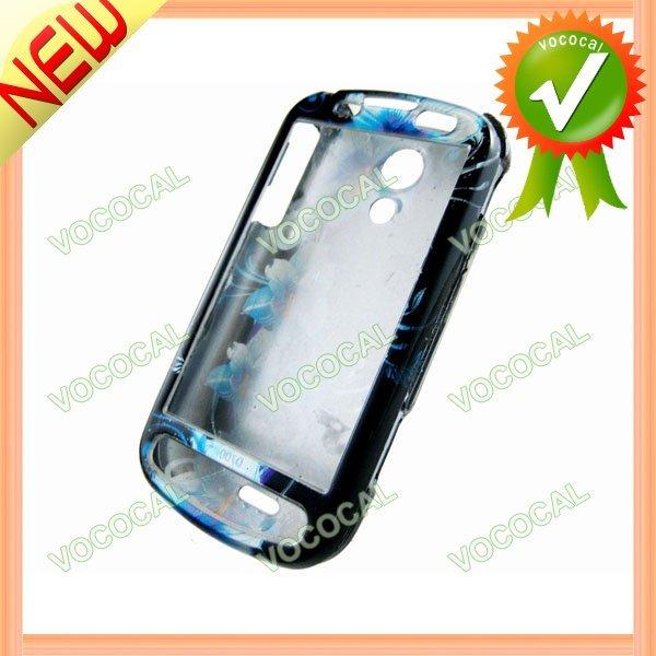 Frente y cubierta trasera del caso para Samsung Galaxy S Epic 4 G
