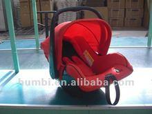 2011 Humbi modern style infant car seat carrier MXZ-ED as cradle