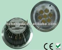 2012 hot ar111 led spot lamp 12w 12v CE ROHS LVD EMC factory price
