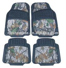 New design colorful decorative car mats