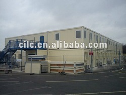 ISO LPCB ABS certification container site office