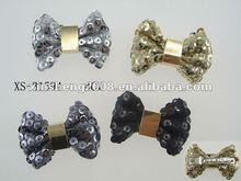 Glitter shinning sequin charming hair clips