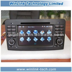 Special offer Touch screen 2 din 7 inch Special car gps for Benz W251 (R280 R320 R350 R500)