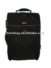 fashion design EVA trolley travel bag set
