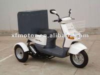 125cc delivered scooter